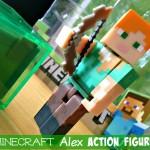 Alex Minecraft Action Figure Series 3 Revealed!