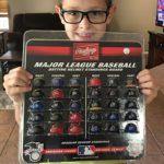 Mini Plastic Baseball Helmets – TRACK MLB TEAM STANDINGS!