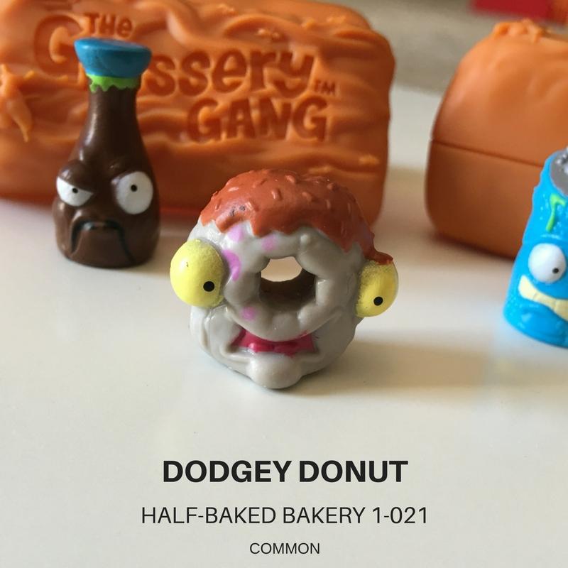 GROSSERY GANG SEASON 1 DODGEY DONUT